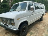 1987 Ford E-350 E350 SUPER DUTY