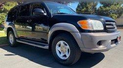 2001 Toyota Sequoia SR5