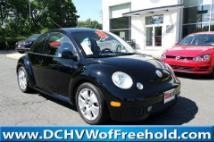2003 Volkswagen New Beetle Turbo S