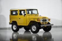 1981 Toyota Land Cruiser Base
