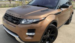 2014 Land Rover Range Rover Evoque Coupe Dynamic