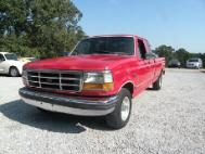 1992 Ford F-150 S SuperCab Short Bed 2WD