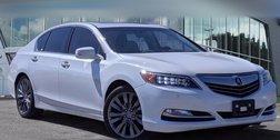 2016 Acura RLX w/Advance