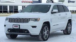 2021 Jeep Grand Cherokee Overland