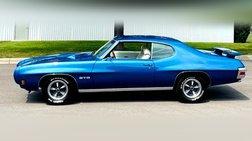 1970 Pontiac GTO 2D Coupe