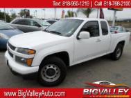 2010 Chevrolet Colorado Work Truck