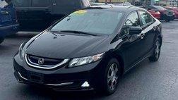 2015 Honda Civic Hybrid CVT w/Navigation