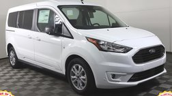 2021 Ford Transit Connect Wagon XLT