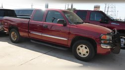 2004 GMC Sierra 1500 Pickup 4D 6 1/2 ft