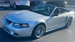 2001 Ford Mustang SVT Cobra Base