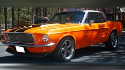1967 Ford Mustang Restomod