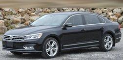 2016 Volkswagen Passat V6 SEL Premium