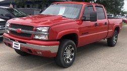 2003 Chevrolet Silverado 1500HD Crew Cab 156.0