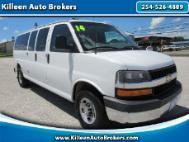 2014 Chevrolet Express RWD 3500 155