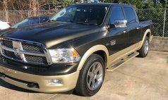 2012 Ram Ram Pickup 1500 Laramie Longhorn
