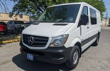 2016 Mercedes-Benz Sprinter SPRINTER 2500, DRIVER COMFORT PKG, TRAILER HITCH,