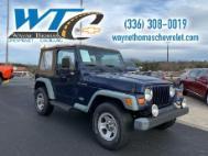 1997 Jeep Wrangler SE