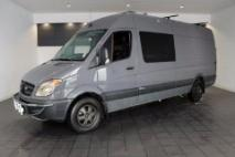 2011 Mercedes-Benz Sprinter Cargo 3500 170 WB
