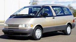 1995 Toyota Previa DX