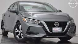 2020 Nissan Sentra SV