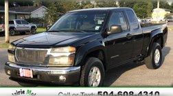 2004 GMC Canyon Ext Cab 125.9