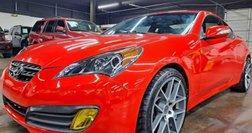 2011 Hyundai Genesis Coupe 3.8 Track