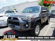 Used Toyota 4runner for Sale in Richmond, VA: 78 Cars from $550