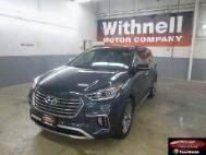 2017 Hyundai Santa Fe Limited Edition