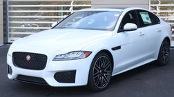 2020 Jaguar XF Checkered Flag Limited Edition