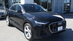2019 Audi Q8 3.0T quattro Prestige