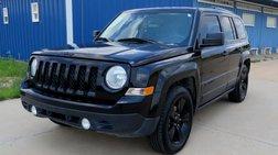 2014 Jeep Patriot FWD 4dr Altitude