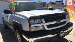 2003 Chevrolet Silverado 1500 Z71 Ext. Cab Short Bed 4WD