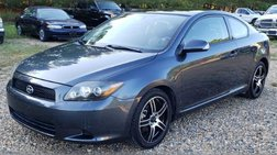 2008 Scion tC Sports Coupe 5-Spd MT