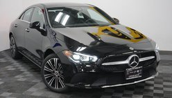 2021 Mercedes-Benz CLA-Class CLA 250 4MATIC