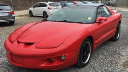 2000 Pontiac Firebird Base