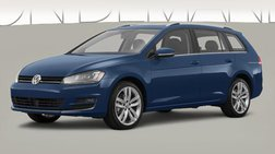 2015 Volkswagen Golf SportWagen TSI SEL Wagon 4D