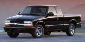 2003 Chevrolet S-10 Base