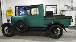1929 Ford 1929 FORD MODEL A PICKUP/ GREAT DRIVER