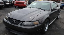 2003 Ford Mustang 2dr Coupe