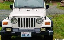 2006 Jeep Wrangler Sport RHD