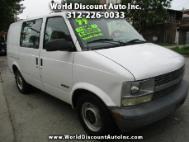 1999 Chevrolet Astro Cargo Van Base