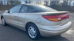 1999 Saturn S-Series SC2