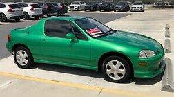 1993 Honda Civic del Sol Si