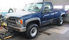 1999 Chevrolet C/K 2500 Reg. Cab Long Bed 4WD