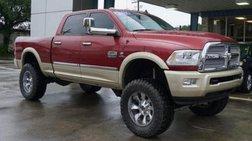 2015 Ram Ram Pickup 2500 Longhorn