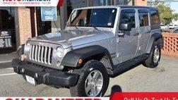 2015 Jeep Wrangler Unlimited Sport
