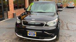 2017 Kia Soul EV EV Auto