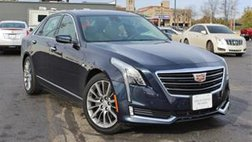 2017 Cadillac CT6 3.6L Premium Luxury
