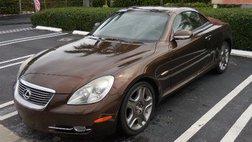 2006 Lexus SC 430 Base