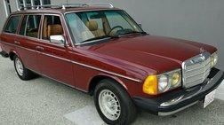 1984 Mercedes-Benz 300-Class 300 TD